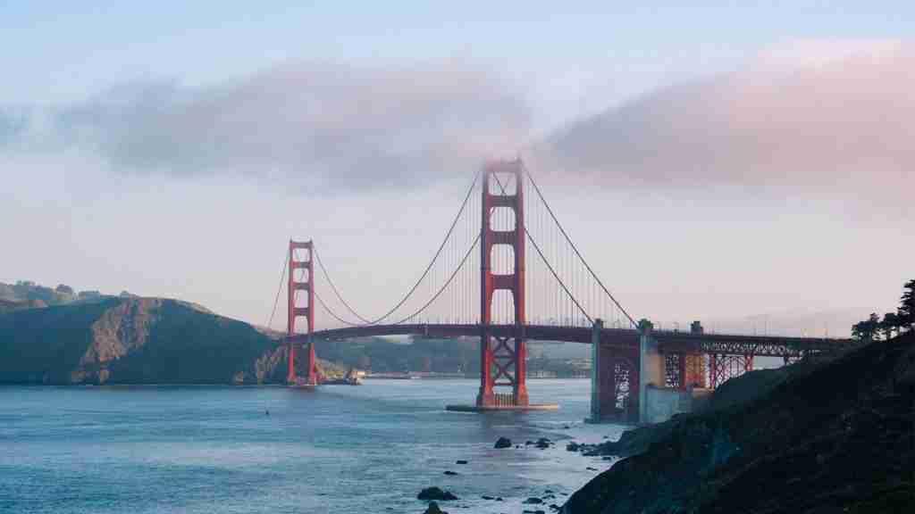 San Francisco beauty